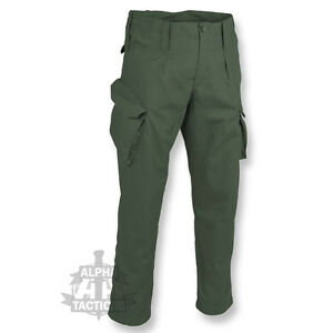 BRITISH-ARMY-PCS-STYLE-RIPSTOP-TROUSERS-COMBAT-ISSUE-CAMO-AIRSOFT-OLIVE-GREEN