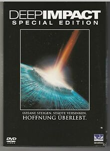Deep Impact (1998) Special Edition DVD Schuber - <span itemprop=availableAtOrFrom>Oldenburg, default, Deutschland</span> - Deep Impact (1998) Special Edition DVD Schuber - Oldenburg, default, Deutschland