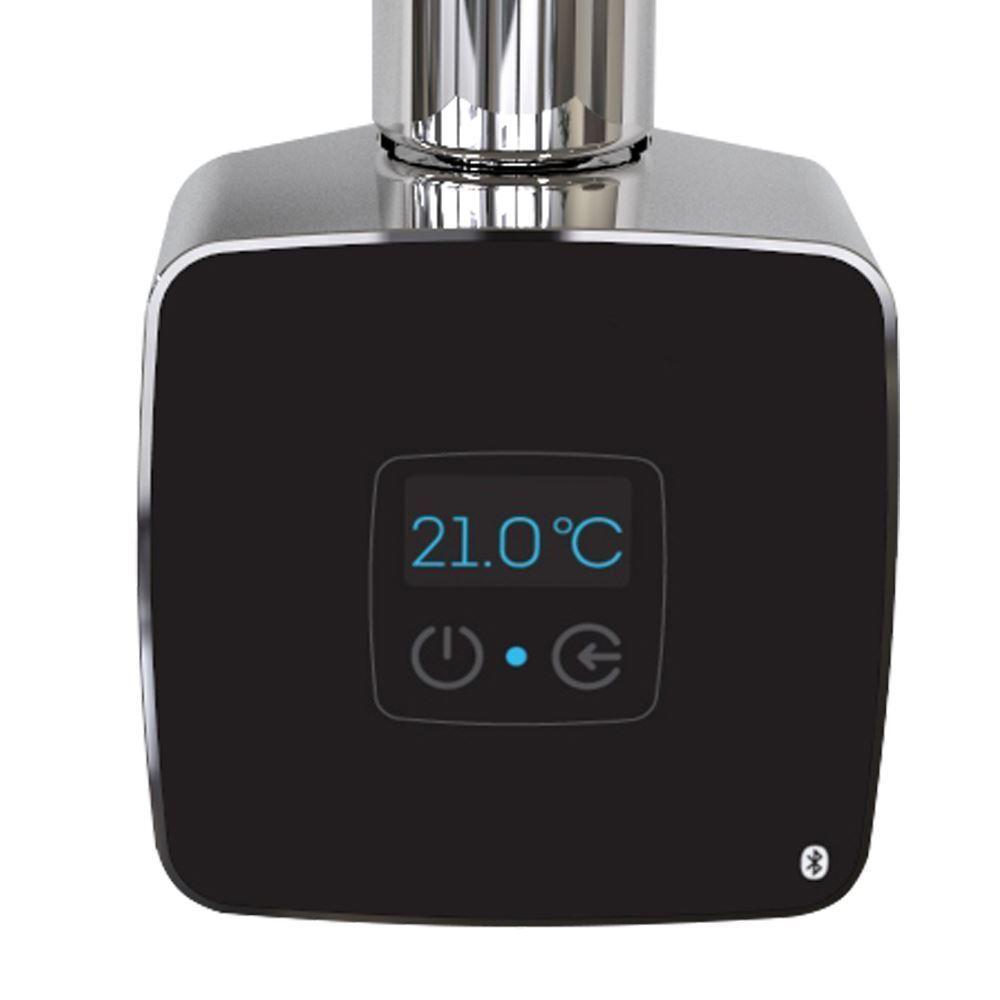 300 W Rica  Stone  Argent & Noir bleutooth thermostatique Chauffage électrique élément