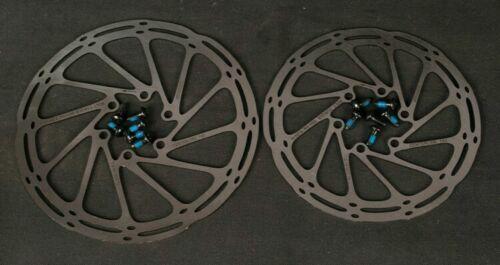 New Sram Avid MTB CenterLine Rotors Center-Lock 6-Bolts 140MM-203MM Optional
