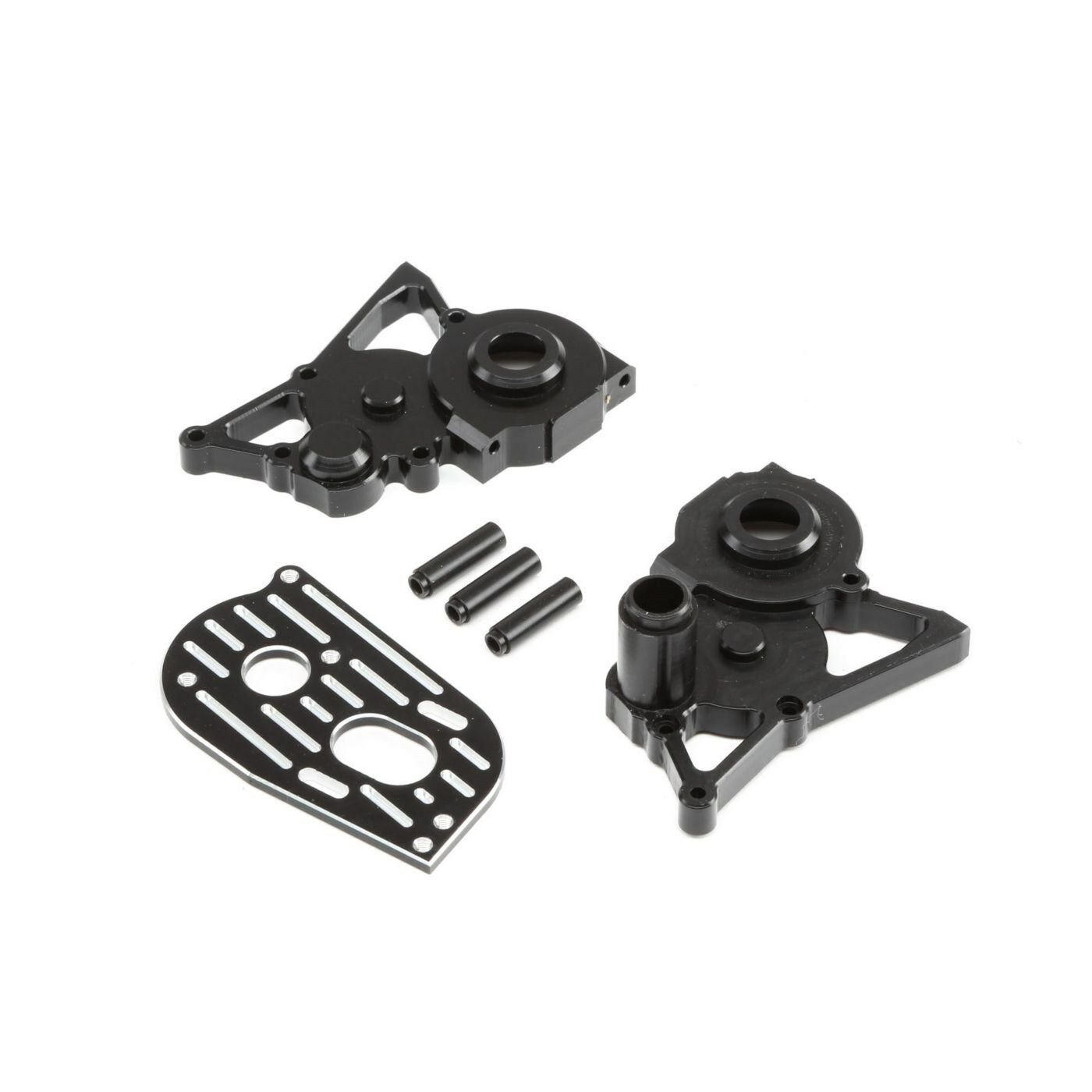 Team Losi Racing Gear Case Set  3-Gear Dirt Laydown 22 3.0 - TLR332063