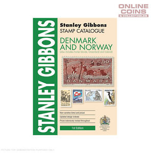 2018-Stanley-Gibbons-Stamp-Catalogue-Denmark-amp-Norway-Catalogue-1st-Edition