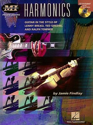 Guitar in the Style of Lenny Breau Ted Greene and Ralph To 000695169 Harmonics