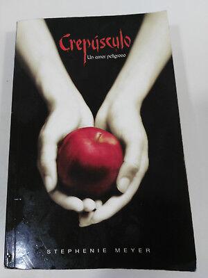 Bücher 2019 Neuer Stil Twilight Ein Liebe Gefährliche Stephenie Meyer Buch 2009 Alfaguara 504 Pgs