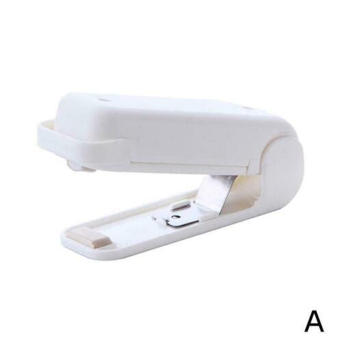 1 pc Portable Vacuum Hand Press Sealing Machine Resealer Snack Bag Sealer B1G1