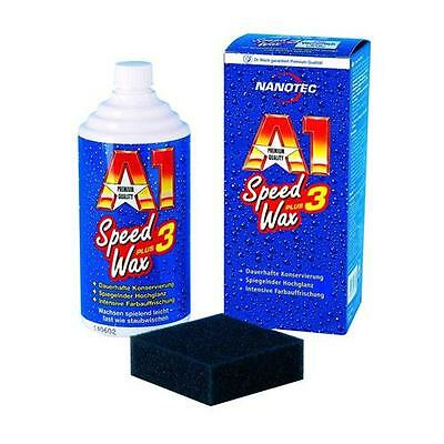 A1 Speed Wax Plus 3 250ml Dr.Wack