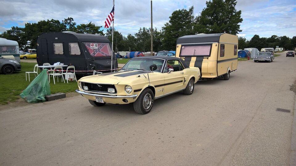 Ford Mustang, 4,7 V8 289cui. GT/CS aut., Benzin