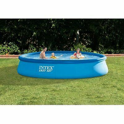 INTEX 28141EH Large Round Easy Set Swimming Pool for sale online | eBay