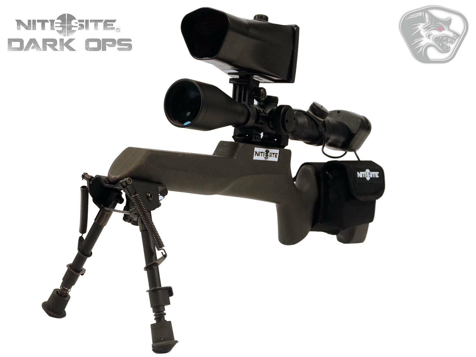 Nite Site Dark Ops WOLF - Complete Night Vision Conversion Kit - Free UK Postage