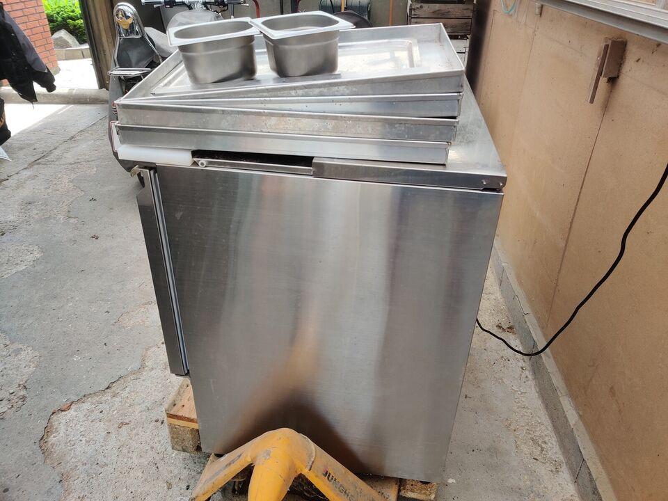 Andet køleskab, andet mærke NY PRIS!!! Ecofrost, 198 liter