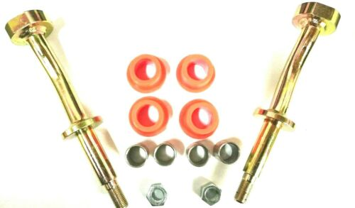 Classic Mini Lower Bras De Suspension Cross Pin Kit Inc Nuts /& Polyflex buissons AJ5