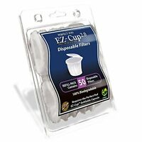EZ-Cup Filters by Perfect Pod - 4 Pack (200 Filters), New, Free Shipping