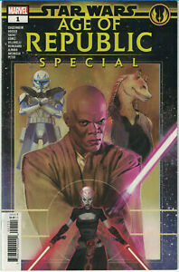 Star-Wars-Age-of-Republic-Special-1-NM-2019-1st-App-Ahsoka-in-Canon-Clone-Wars