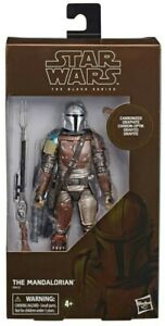 "Star Wars Black Series The Mandalorian 6/"" Carbonized *Target Exclusive*In Hand"