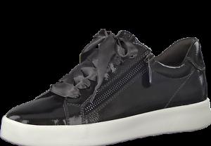 Marco Tozzi Damen Sneaker grau// weiß Größe 38 lose Einlage 23775 Feel me