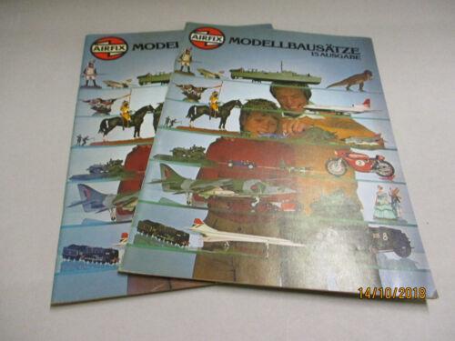 Airfix Modell Bausätze Katalog 15 Ausgabe