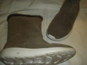 skechers go walk boots womens