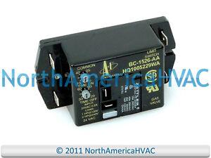 ICP Heil Tempstar Fan Relay Control Board BC1526AA BC7058HO