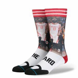 5cbcdd4880d1 STANCE James Harden The Beard Houston Rockets NBA Socks Men s Large ...