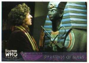 2016-Topps-Doctor-Who-Timeless-Trading-Card-22-Pyramids-of-Mars