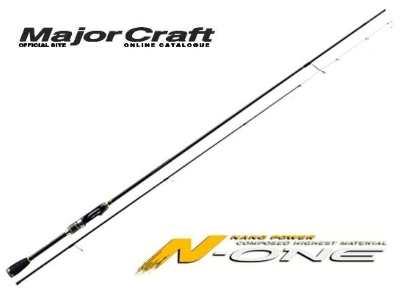 Major  Craft N-ONE 2 piece rod NSE-S862EL SOLID TIP  online discount