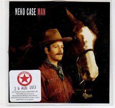 (EC970) Neko Case, Man - 2013 DJ CD