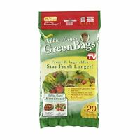 Debbie Meyer Greenbags, 20-pack , New, Free Shipping on Sale