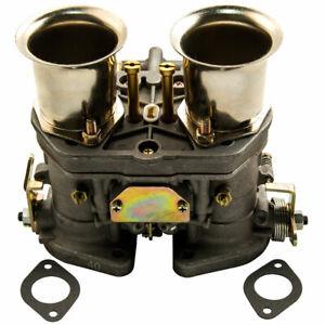 40IDF Doppelvergaser Kit für VW Käfer Bug Beetle Fiat Porsche 912 356 Carburetor