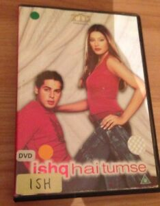 Ishq hai tumse dvd 2004 ebay image is loading ishq hai tumse dvd 2004 thecheapjerseys Gallery