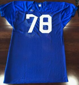 best service e2e0d 1809f Details about KENTUCKY WILDCATS PRACTICE RUSSELL ATHLETIC FOOTBALL JERSEY  #78