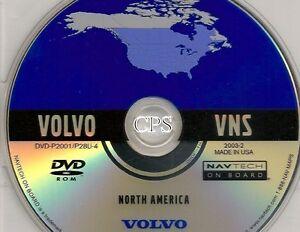 Image Is Loading 2003 2004 2005 Volvo V50 Xc70 S40 Vns