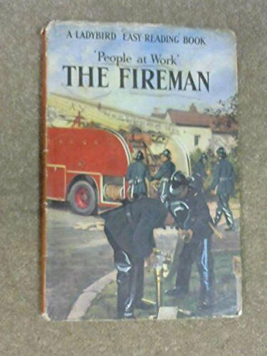 The Fireman (Easy Reading Books) by J. Havenhand Hardback Book The Cheap Fast
