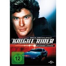 KNIGHT RIDER-SEASON 3 - 6 DVD NEU DAVID HASSELHOFF,EDWARD MULHARE,P. MCPHERSON
