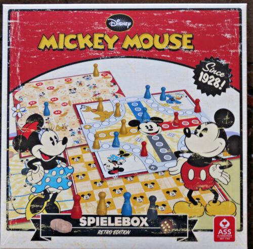 +++Spielesammlung++MICKEY MOUSE++Retro-Edition++Disney++neu ovp.++