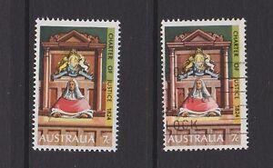 AUSTRALIA-Justice-Anniversary-1974-SG-568-MNH-amp-Used