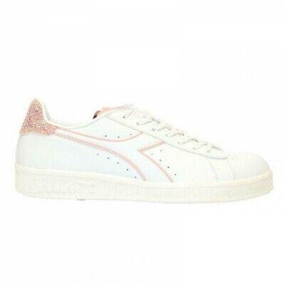 Scarpe da Ginnastica Donna Diadora Game P Wn Sneakers Bianca 10117506301C6604 | eBay