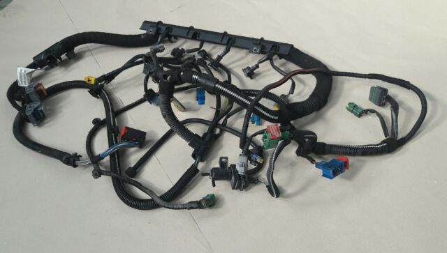 For peugeot collection on ebay peugeot 206 gti 180 engine bay wiring harness loom rfk ew10j4s rc asfbconference2016 Choice Image