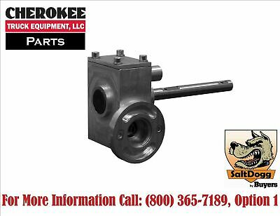 Spinner Gearbox SaltDogg//Buyers Products 9032001