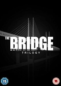 The Bridge Trilogy 7-Disc Box Set ( Bron / Broen ) ( The Bridge BLURAY DL003661