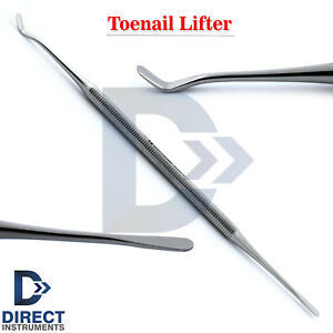 Professional-Ingrown-Toe-Nail-Lifter-File-Nail-Cleaner-Chiropody-Podiatry-Tools
