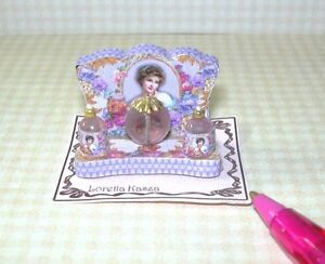 Miniature-Kasza-Victorian-Boutique-Bath-Display-1-for-DOLLHOUSE-1-12-Scale
