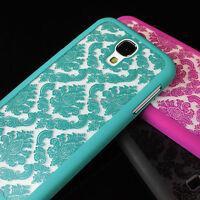 Hard Bumper Hybrid Soft Rubber Skin Case Cover For Samsung Galaxy