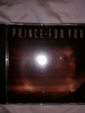 PRINCE FOR YOU CD