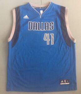 official photos 17d8b c9cb3 Details about NBA Dallas Mavericks Dirk Nowitzki Jersey Retail $55