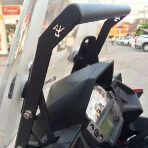 NEW-2015-2016-2017-Kawasaki-Versys-650-GPS-Camera-Cellphone-Phone-Holder-Bar