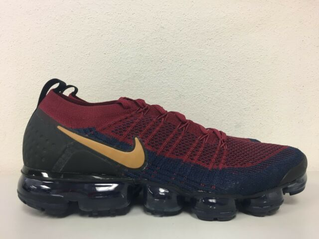 f1032ef00d Nike Air Vapormax Flyknit 2.0 Olympic Team Red College Navy 942842-604 Size  11.5