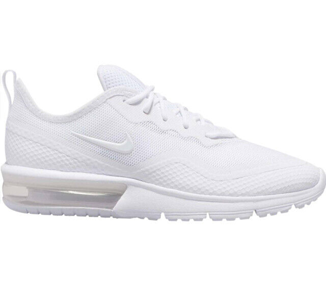 Size 7 - Nike Air Max Sequent 4.5 White - BQ8824-104 for sale ...