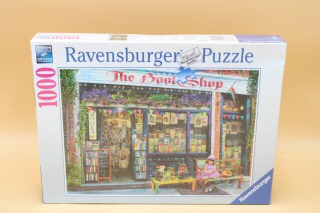 Ravensburger Puzzle 1000 Teile seltene Motive der letzten Jahre und aktuelle