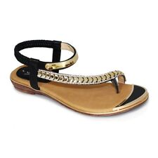826fb8e905a item 2 Lunar Womens Asia Gemstone Black Beige Red Navy White Yellow Sandals  Sizes 3-8 -Lunar Womens Asia Gemstone Black Beige Red Navy White Yellow  Sandals ...