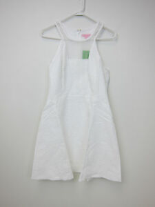 Lilly-Pulitzer-Elsie-Dress-Womens-14-Resort-White-NWT